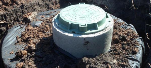 Септики под ключ в Подмосковье с гарантией - очистка воды из дома в канализацию